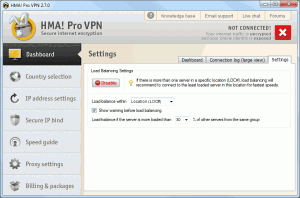 Load Balancing 300x198 HideMyAss VPN Client Software