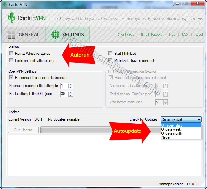 cactusvpn windows client vpn settings CactusVPN In Depth VPN Review and Full Speed Test!