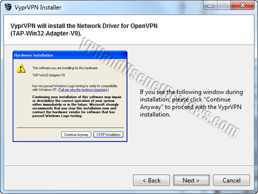 vyprvpn windows app openvpn installer