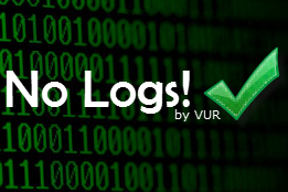 No Logs Award by VUR Icon