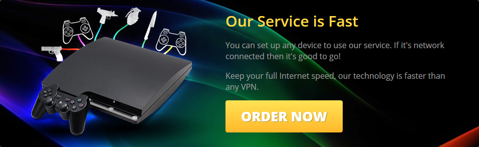 Strong VPN DNS Service Devices